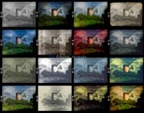 16 varianten op molenfotografie