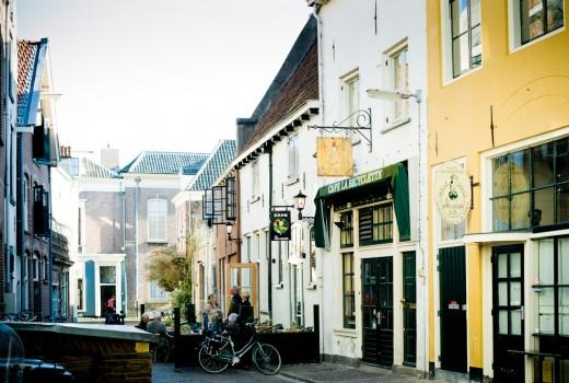 Zutphen streetview centrum