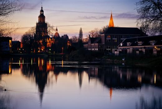 Zutphen avond