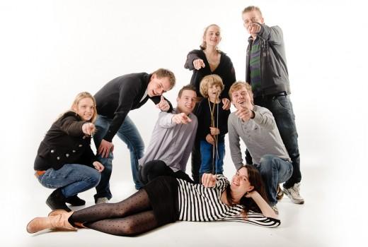 fotograaf Arnhem studioshoot