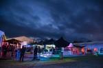 Outdoor Gelderland stands schemering