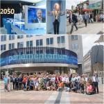 Brussel groepsfoto