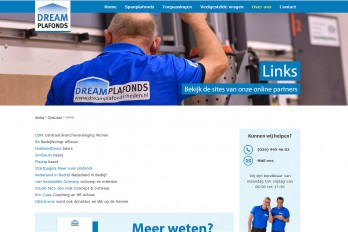 website reclame fotografie